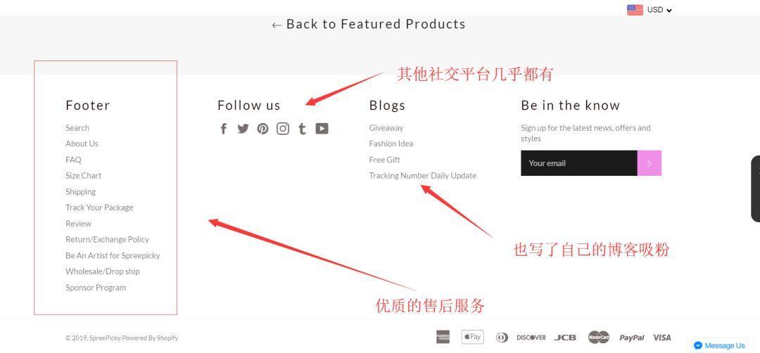 学习一下这几家NB的Shopify独立站